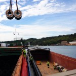 Transport fluvial de Coils et bobines métalliques
